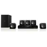 Picture of PHILIPS DVD HOME THEATRE, SATELLITE SPEAKERS