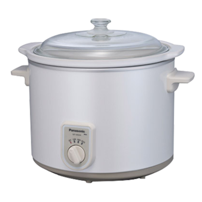 Picture of PANASONIC 5.0L SLOW COOKER, NF-M501AW/P