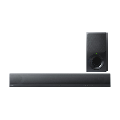 Picture of SONY 4K SOUND BAR WITH WIRELESS SUBWOOFER, HT-CT390
