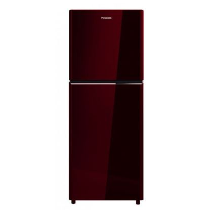Picture of PANASONIC 210L 2-GLASS DOOR FRIDGE RED COLOUR, NR-BN211GR