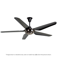 "Picture of RUBINE 46"" CEILING FAN, 5 BLADES"