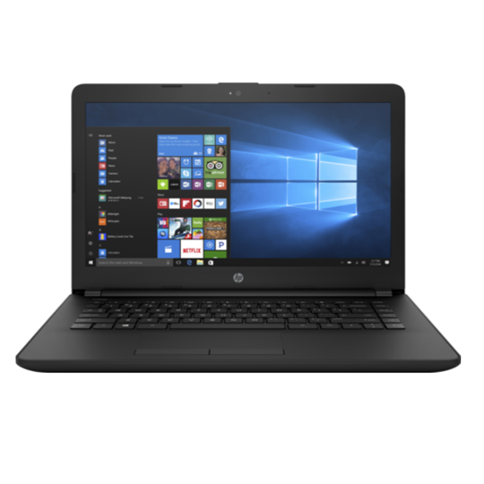 "Picture of HP 14"" INTEL CORE I3-6006U, 14-BS077TX (BLACK COLOUR)"