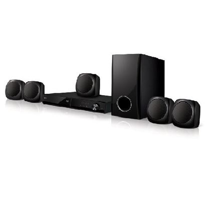 Picture of LG HOME THEATER, 330W 5.1 CH, LHD427