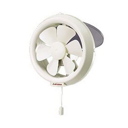 "Picture of MITSUBISHI 8"" GLASS MOUNT EXHAUST FAN, V-20SL"