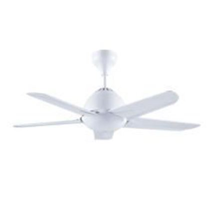 "Picture of ALPHA 42"" CEILING FAN, 5 BLADES, ALP-AF20/42W"