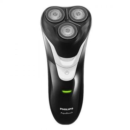 Picture of PHILIPS 3-HEADS WET&DRY SHAVER, AT-610