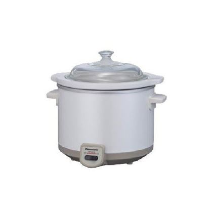 Picture of PANASONIC 1.5L SLOW COOKER, NF-M15W/P