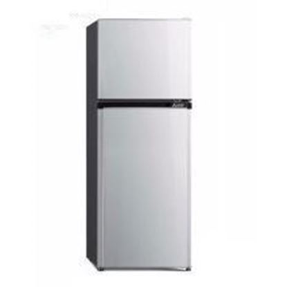 Picture of MITSUBISHI 251L 2-DOOR INVERTER FRIDGE SILVER COLOUR, MR-FV28EM/SL