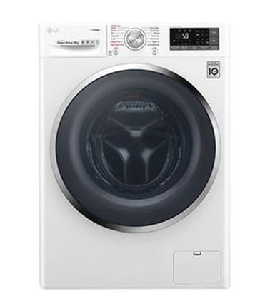 Picture of LG 9.0KG FRONT LOAD INVERTER DD WASHER, TWC1409S3W