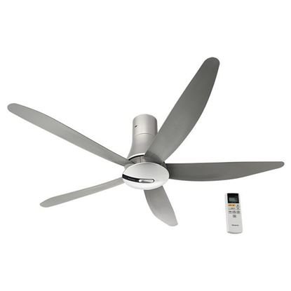 """Picture of PANASONIC 60"""" CEILING FAN, 5 BLADE, F-M15H5VBSQH"""