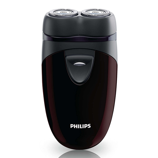 Picture of PHILIPS 2-HEADS BATTERY SHAVER, PQ-206