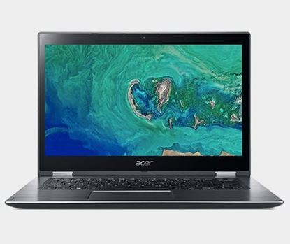 Picture of ACER SPIN 3, 2 in 1 CONVERTIBLES LAPTOPS , SP513-52N-58QD