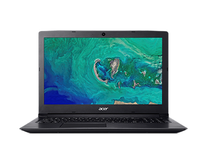 Picture of ACER ASPIRE 3 OBSIDIAN BLACK LAPTOPS , A315-53-36L1