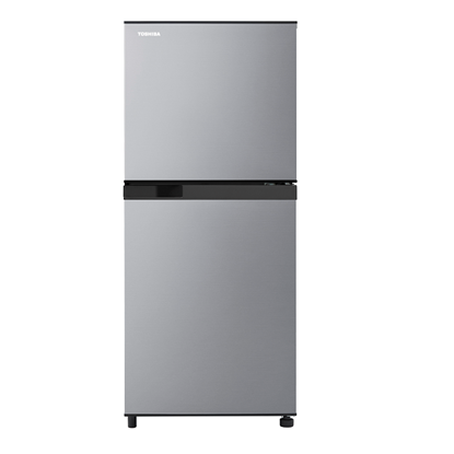 Picture of TOSHIBA 203L 2-DOOR FRIDGE, GR-B22MP/SS