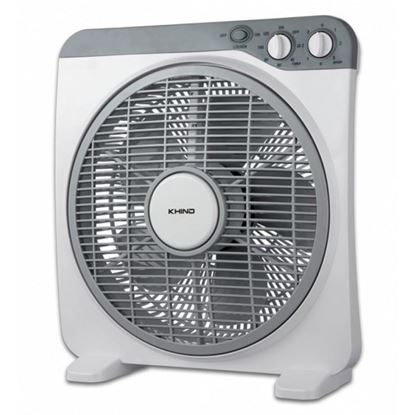 "Picture of KHIND 12"" BOX FAN, BF12S"