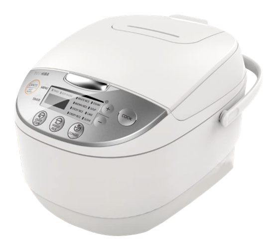 Picture of TOSHIBA 1.8L DIGITAL RICE COOKER , RC-18DH1NMY